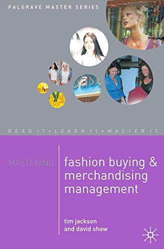 9780333801659: Mastering Fashion Buying and Merchandising Management