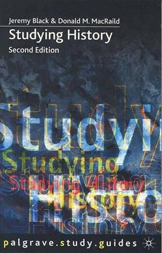 9780333801833: Studying History (How to Study)