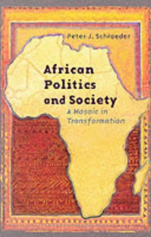 9780333802717: African Politics and Society: A Mosaic in Transformation