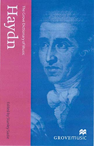 9780333804070: The New Grove Haydn (New Grove Composer Biographies Series)