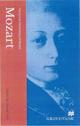 9780333804087: The New Grove Mozart (New Grove Composer Biography)