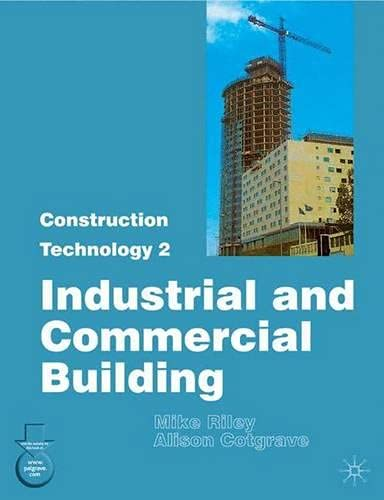 9780333804827: Construction Technology 2: Industrial and Commercial Building: Part. 2