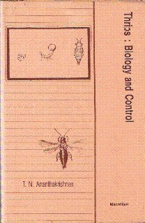 9780333900192: Thrips: Biology and Control