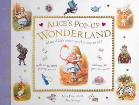 9780333901137: Alice's Pop-up Wonderland
