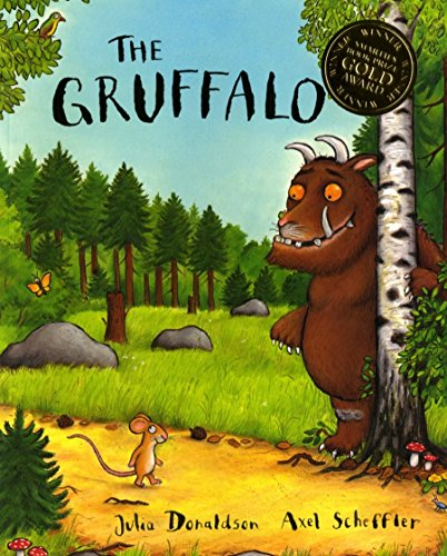 9780333901762: The Gruffalo Big Book (Big Books)