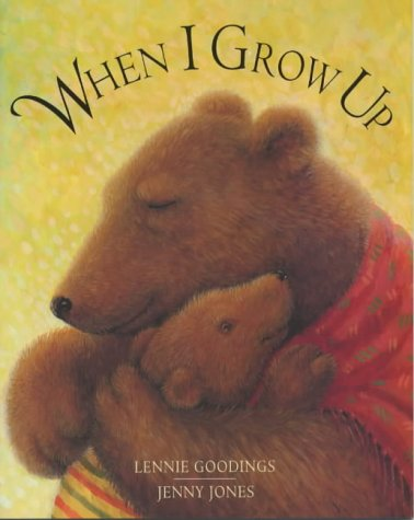 When I Grow Up: Lennie Goodings