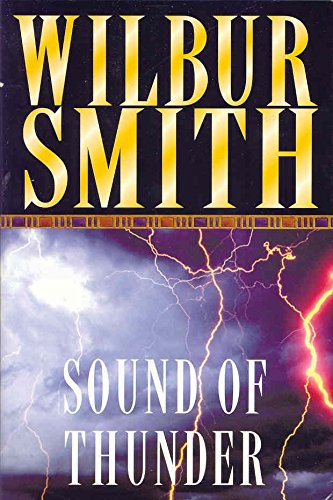 9780333902165: The Sound of Thunder (The Courtneys)