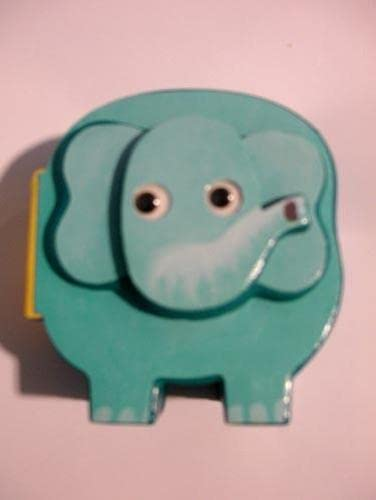 9780333902455: Chunky Safari 16Copy Counterpack: Chunky Safari: Elephant: 4