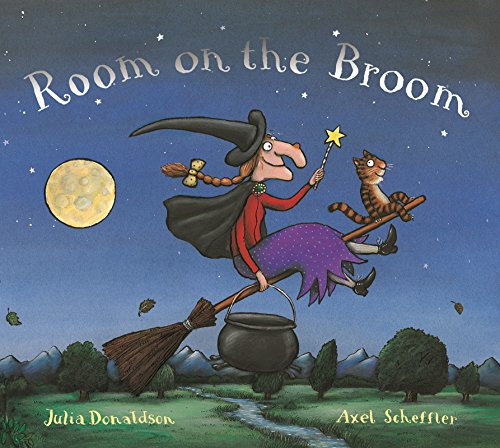 9780333903384: Room on the Broom: vol 3