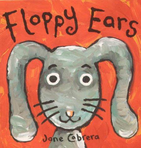 9780333903667: Jane Cabrera Board Books:Floppy Ear