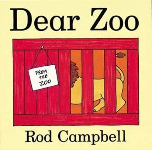 9780333903711: Dear Zoo (Big Books)