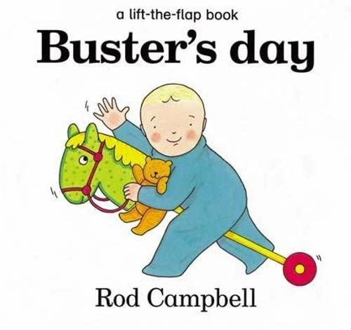 9780333903728: Buster's Day (board book)