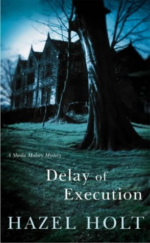 9780333903933: Delay of Execution (A Sheila Malory Mystery)
