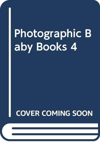 Photographic Baby Books 4 (9780333904022) by Mihir Rakshit