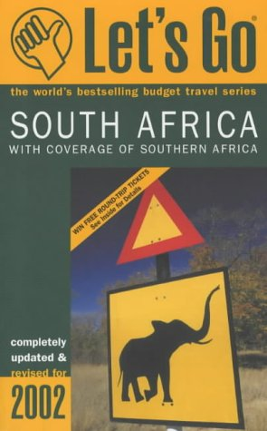 9780333905975: Let's Go 2002:South Africa