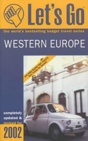 Let's go - Western Europe the world's bestselling budget travel series: Cook, Marianne: