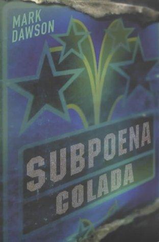 9780333907474: Subpoena Colada