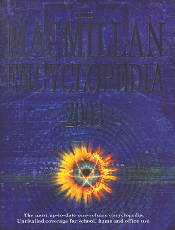 9780333908136: Macmillan Encyclopedia 2003