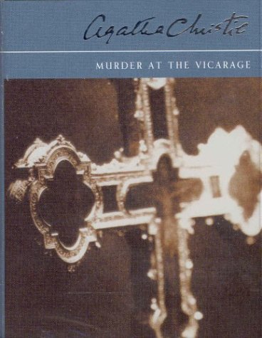 9780333908495: The Murder at the Vicarage