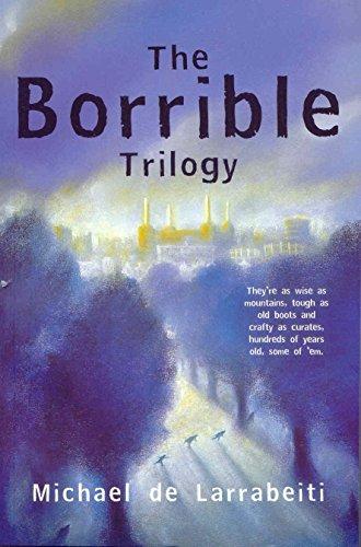 The Borribles Trilogy