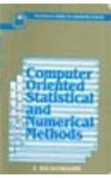 Computer Oriented Statistical and Numerical Methods: Balagurusamy E.