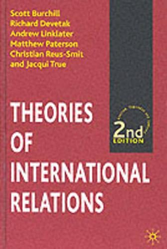 9780333914175: Theories of International Relations