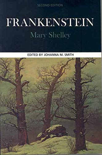 Frankenstein (Case Studies in Contemporary Criticism): Shelley, Mary Wollstonecraft;