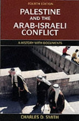 9780333914427: Palestine and the Arab-Israeli Conflict