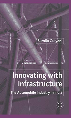 9780333915806: Innovating with Infrastructure: The Automobile Industry in India