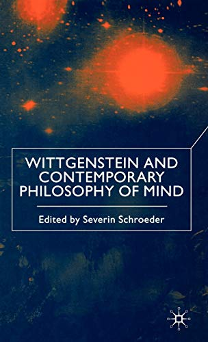 9780333918715: Wittgenstein and Contemporary Philosophy of Mind