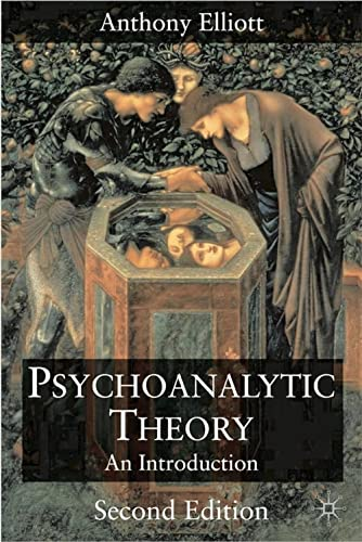 9780333919101: Psychoanalytic Theory: An Introduction