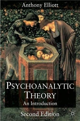 9780333919125: Psychoanalytic Theory: An Introduction
