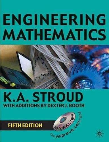 9780333919392: Engineering Mathematics: Programmes and Problems