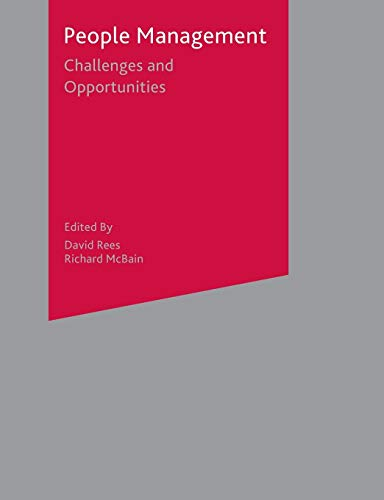 9780333920305: People Management: Challenges and Opportunities