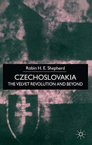 9780333920480: Czechoslovakia: The Velvet Revolution and Beyond