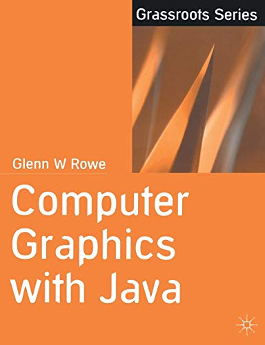 9780333920978: Computer Graphics with Java (Grassroots)