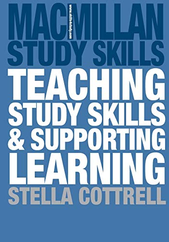 9780333921241: Teaching Study Skills and Supporting Learning (Palgrave Study Skills)