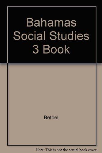 9780333921852: Bahamas Social Studies 3 Book