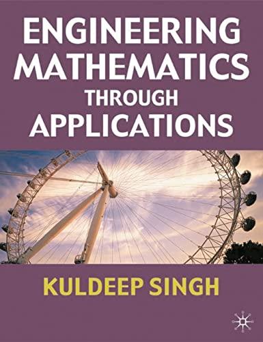 9780333922248: Engineering Mathematics Through Applications