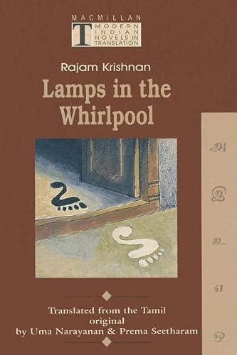 9780333923108: Lamps in the Whirlpool (Modern Indian Novels in Translation)