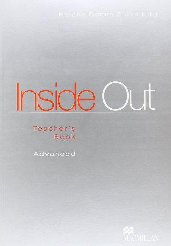 9780333923443: Inside Out - Teacher Book - Advanced