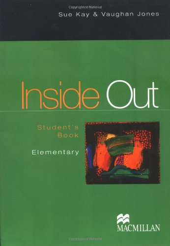 9780333924402: Inside Out. Student's Book. Elementary (Young adult/adult courses)