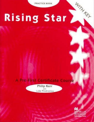 9780333924419: Rising Star: Pre-Fce Practice with Key
