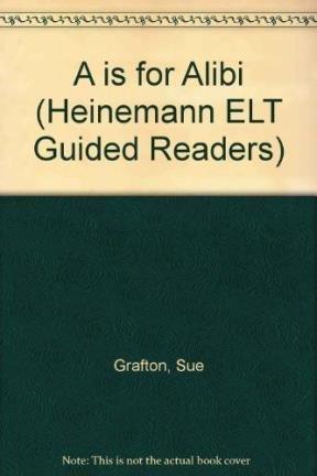 9780333925867: A Is for Alibi (Heinemann ELT Guided Readers)