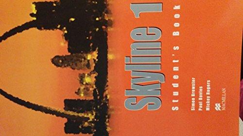 9780333926543: Skyline: Student's Book 1