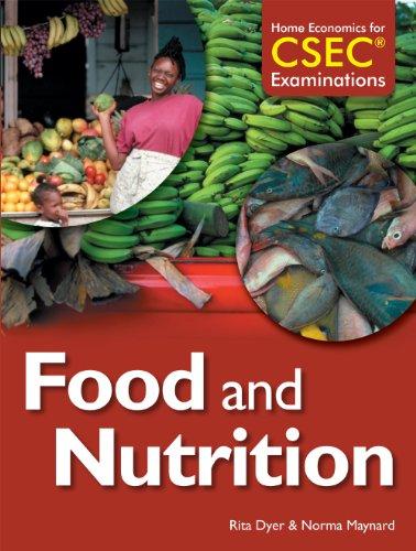 9780333926888: CXC Home Economics; Food & Nutritio
