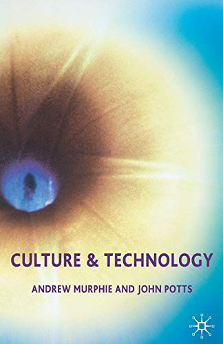 9780333929292: Culture and Technology