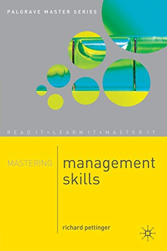 9780333929384: Mastering Management Skills (Palgrave Master Series (Business))