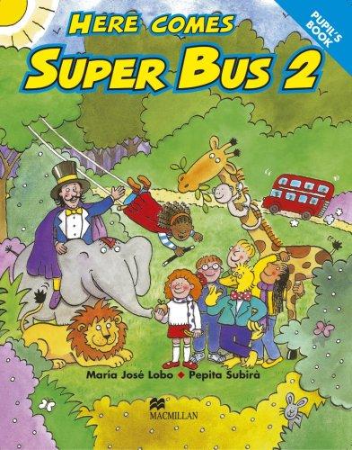 9780333931646: Here comes superbus. Level 2. Per la Scuola elementare