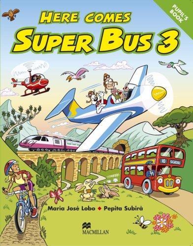 9780333931677: Here comes superbus. Level 3. Per la Scuola elementare
